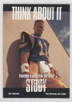 Think About It - Jim Everett (Small Text on Back)