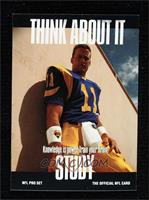 Think About It - Jim Everett (Large Text on Back)