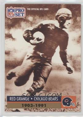 1991 Pro Set - Special Inserts #PSC2 - Red Grange