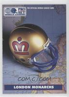 London Monarchs (WLAF) Team