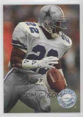 1991 Pro Set Platinum - [Base] #25 - Emmitt Smith