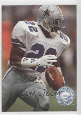 1991 Pro Set Platinum - [Base] #25 - Emmitt Smith