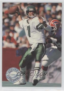 1991 Pro Set Platinum - [Base] #85 - Ken O'Brien