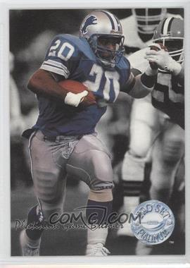 1991 Pro Set Platinum - PC #PC8 - Barry Sanders