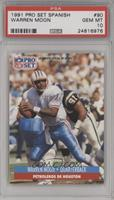 Warren Moon [PSA 10 GEM MT]