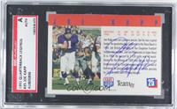 Joe Kapp [SGC AUTHENTIC AUTO]