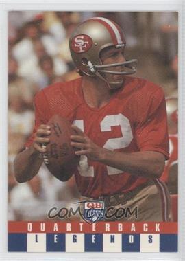 1991 Quarterback Legends - [Base] #6 - John Brandes