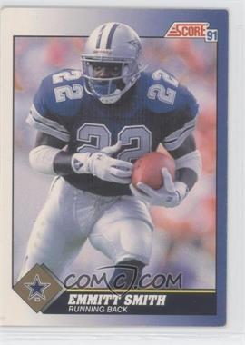1991 Score - [Base] #15 - Emmitt Smith