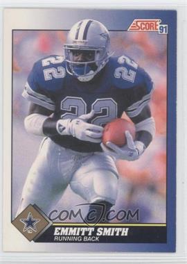 1991 Score - [Base] #15 - Emmitt Smith
