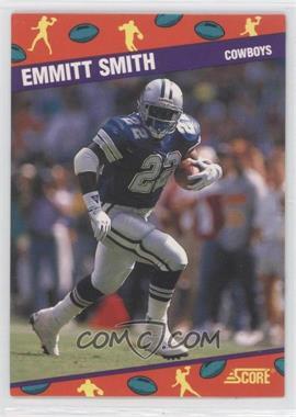 1991 Score National Convention - [Base] #1 - Emmitt Smith