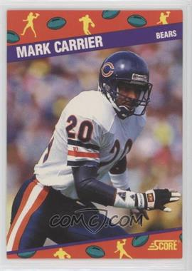 1991 Score National Convention - [Base] #2 - Mark A. Carrier