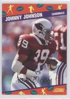 1991 Score National Convention - [Base] #4 - Johnny Johnson