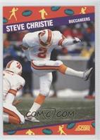 Steve Christie