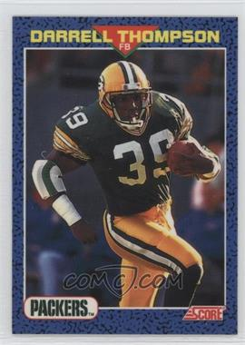 1991 Score Young Superstars - [Base] #24 - Darrell Thompson