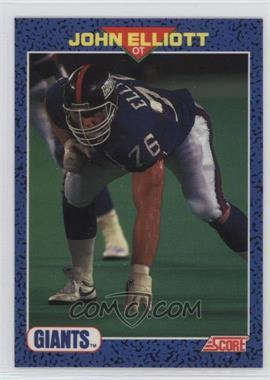 1991 Score Young Superstars - [Base] #26 - John Elway