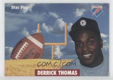 1991 Star Pics - [Base] #10 - Derrick Thomas