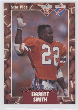 1991 Star Pics - [Base] #20 - Emmitt Smith