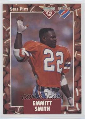 1991 Star Pics - [Base] #20 - Emmitt Smith