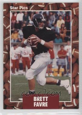 1991 Star Pics - [Base] #65 - Brett Favre