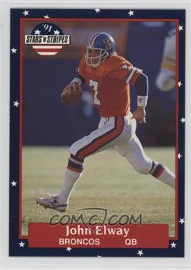 1991 Stars 'n Stripes - [Base] #16 - John Elway