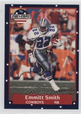 1991 Stars 'n Stripes - [Base] #70 - Emmitt Smith