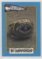 '89 Championship