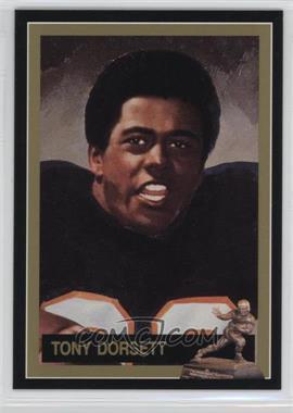 1991 The Heisman Collection - Box Set [Base] #42 - Tony Dorsett