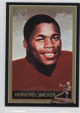 1991 The Heisman Collection - Box Set [Base] #48 - Herschel Walker