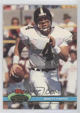 1991 Topps Stadium Club - [Base] #94 - Brett Favre