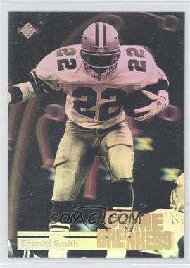 1991 Upper Deck - Game Breakers #GB5 - Emmitt Smith