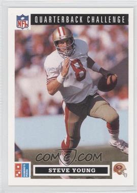 1991 Upper Deck Domino's Pizza Quarterback Challenge - [Base] #26 - Steve Young