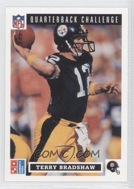 1991 Upper Deck Domino's Pizza Quarterback Challenge - [Base] #32 - Terry Bradshaw