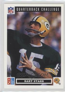1991 Upper Deck Domino's Pizza Quarterback Challenge - [Base] #42 - Bart Starr