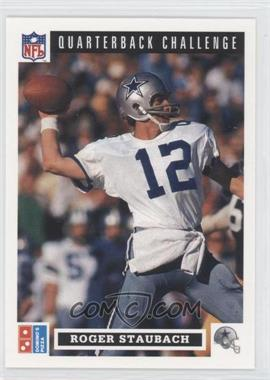 1991 Upper Deck Domino's Pizza Quarterback Challenge - [Base] #43 - Roger Staubach