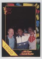 Barry Sanders, William Sanders, H.O. Schaffer