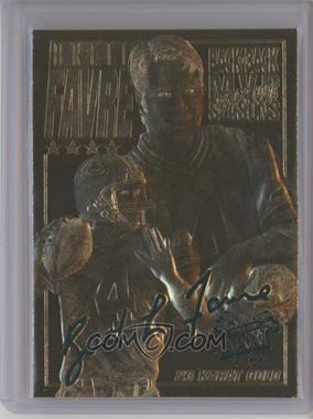 1992-99 Bleachers 23K Gold - [Base] #BRFA - Brett Favre /10000