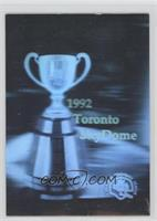 The Grey Cup Toronto SkyDome