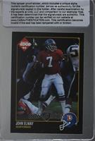 John Elway (Autograph) [CAS Certified Sealed]
