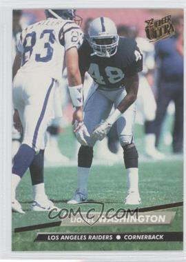 1992 Fleer Ultra - [Base] #201 - Lionel Washington