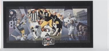 1992 NFL Experience - [Base] #11 - Lynn Swann, Jack Lambert, Roger Staubach