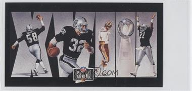 1992 NFL Experience - [Base] #19 - [Missing]
