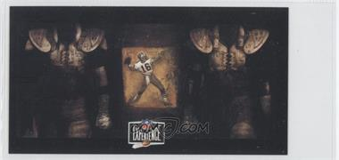 1992 NFL Experience - [Base] #25 - Joe Montana
