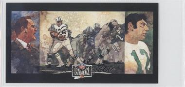 1992 NFL Experience - [Base] #4 - [Missing]