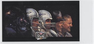 1992 NFL Experience - [Base] #7 - Duane Thomas, Bob Lilly, Roger Staubach, Tom Landry, Tex Schramm