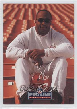 1992 Pro Line Portraits - [Base] - National Convention #ERRA - Ervin Randle