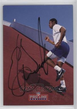1992 Pro Line Profiles - [Base] - Autographs #ERDI.7 - Eric Dickerson