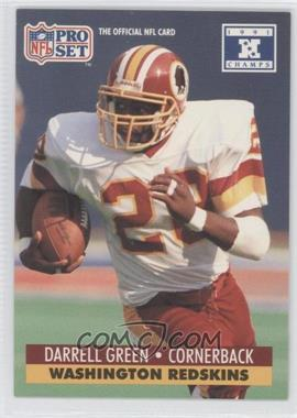 1992 Pro Set NFL Experience - [Base] #677 - Darrell Green