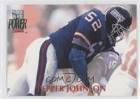 Pepper Johnson