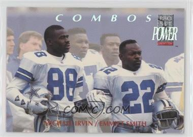Emmitt Smith Michael Irvin