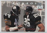 D.J. Johnson, Rod Woodson